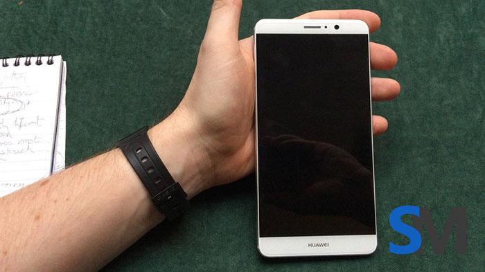 Huawei Mate 9 : photo 7