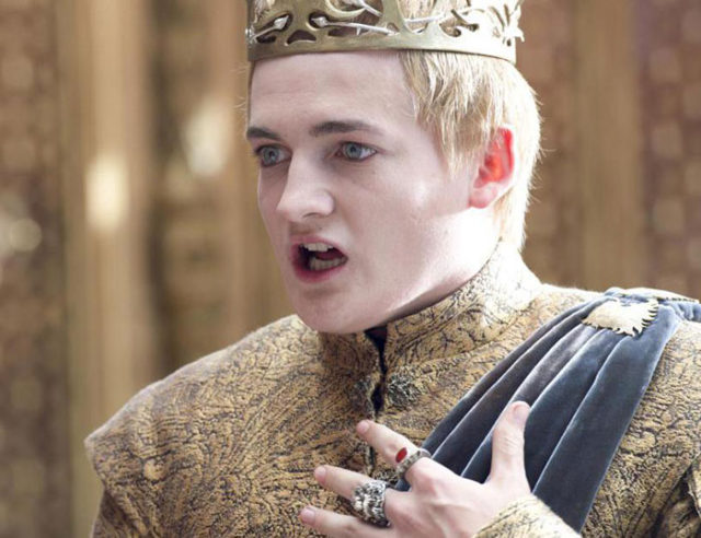 Théorie Joffrey Lannister
