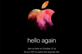 Keynote Apple Octobre