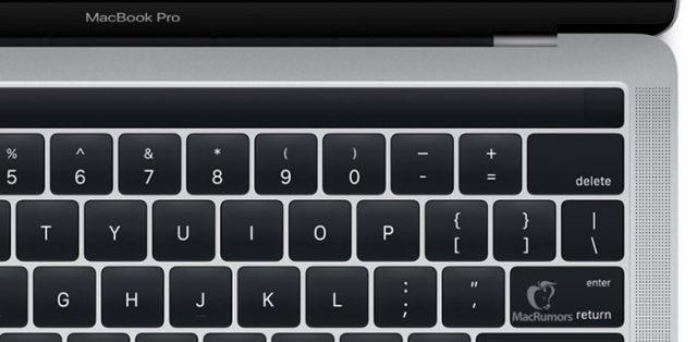 Magic Toolbar MacBook Pro : image 2
