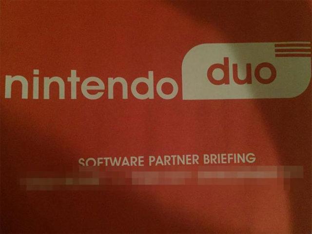 Nintendo Duo