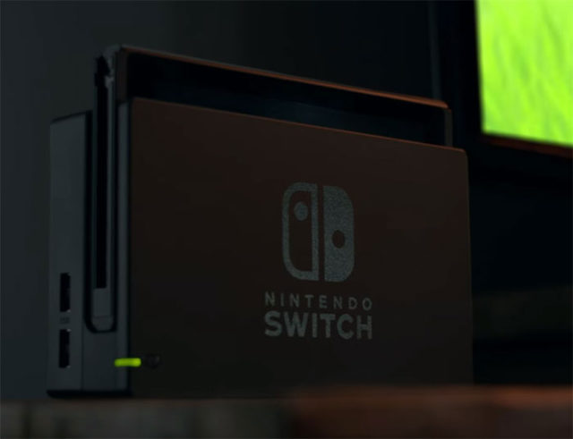 Cartouches Switch