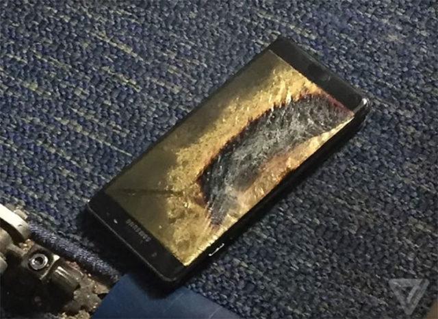 Feu Galaxy Note 7 image 1