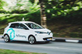 nutonomy-taxi-autonome