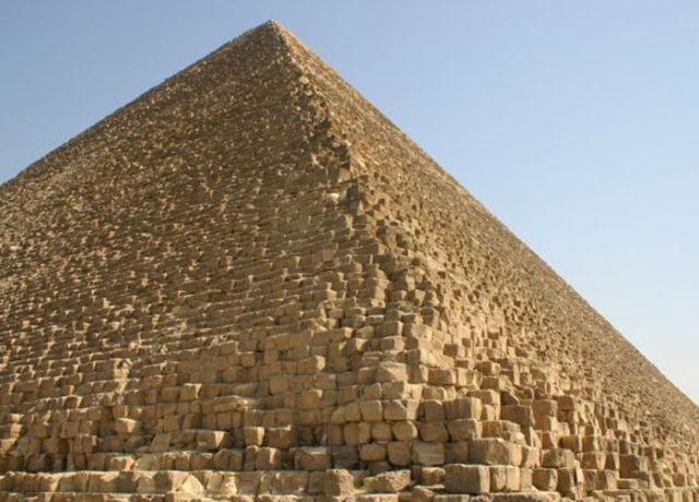 Pyramide Khéops