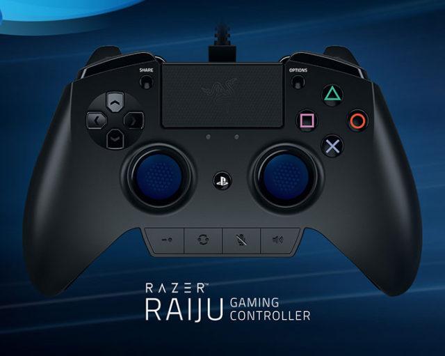 Razer Raiju