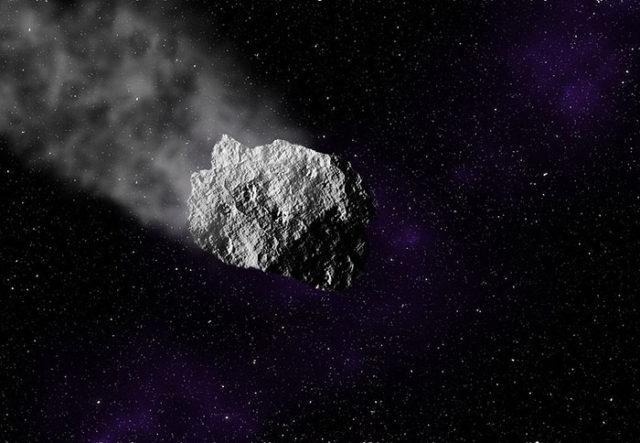 Russie Astéroïde