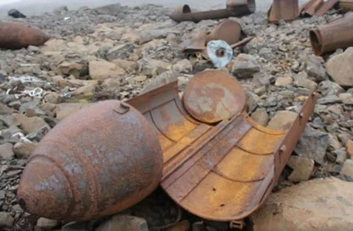 Des russes ont découvert une ancienne base secrète nazie en Arctique