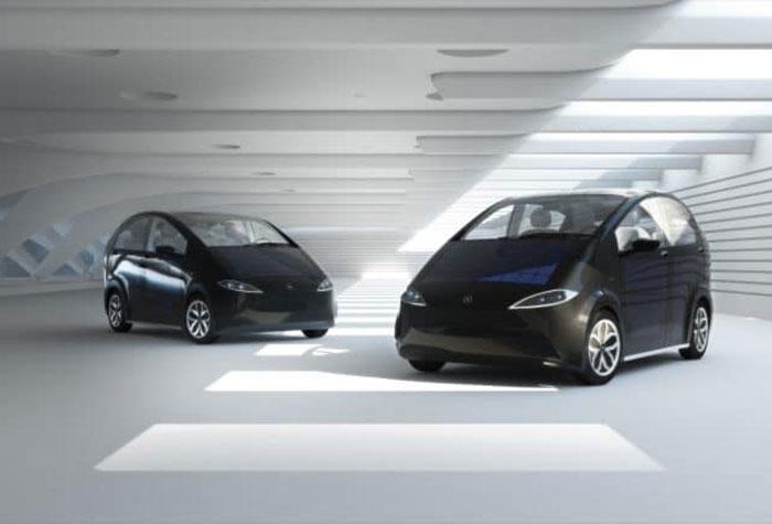 sion la voiture lectrique qui se recharge toute seule. Black Bedroom Furniture Sets. Home Design Ideas