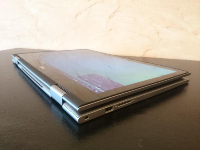 Mode tablette