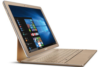 Galaxy TabPro S Gold Edition : image 1