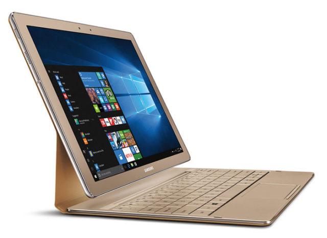 Galaxy TabPro S Gold Edition : image 1