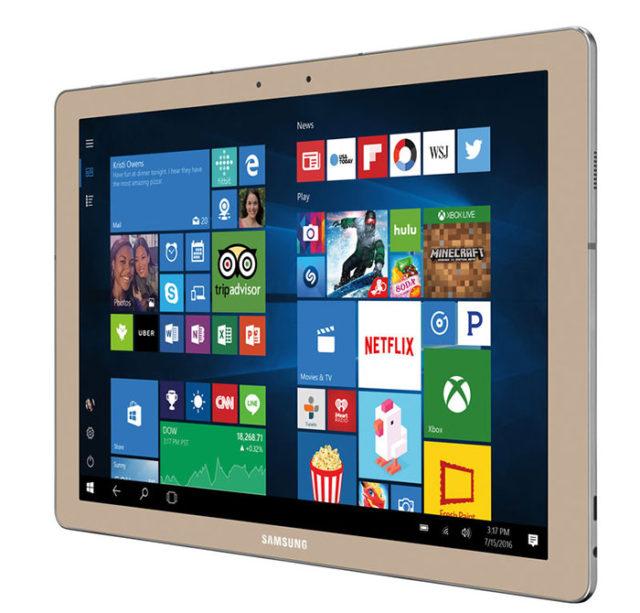 Galaxy TabPro S Gold Edition : image 2