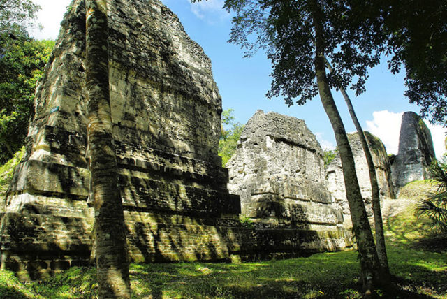Tombes Maya