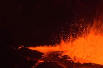 Vidéo Kilauea