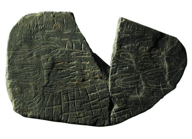 Ancienne carte