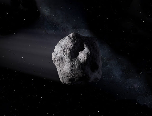Astéroïde NASA
