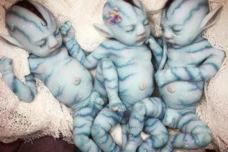 Bébé Avatar