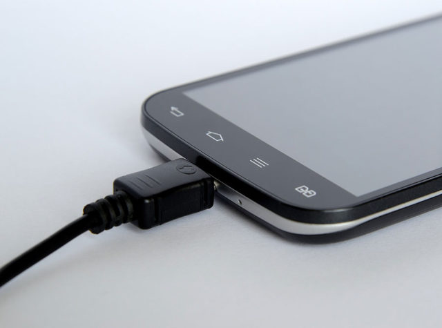 Charger batterie