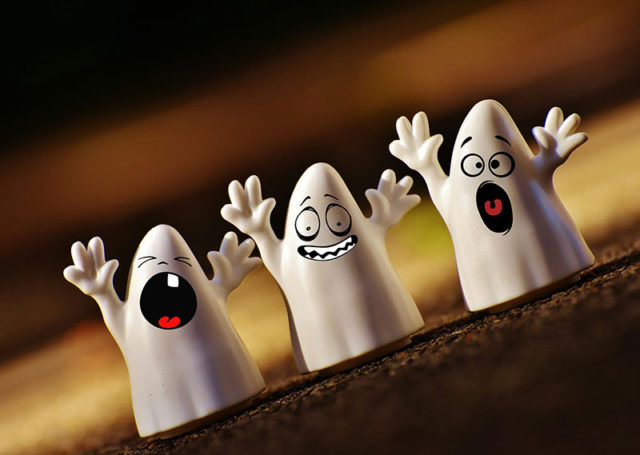 Chasseurs Fantômes Italie