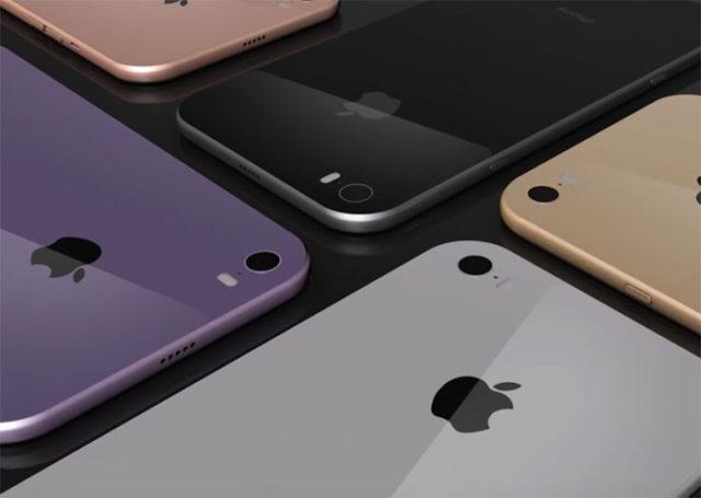 Un iPhone 8 futuriste, pour le plaisir des yeux