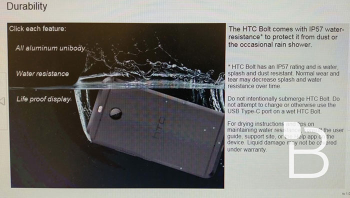 Diapo HTC Bolt : image 3