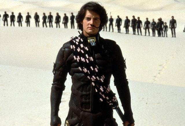 Legendary Entertainment prépare projet de série et de film — Dune