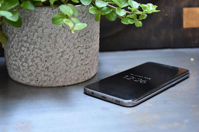 Explosion Galaxy S7 Edge