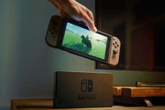 Lancement Nintendo Switch