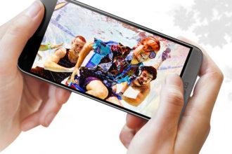 Nougat LG G5