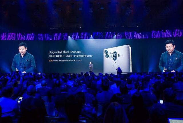 Huawei Mate 9 : image 3
