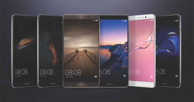 Huawei Mate 9 : image 4