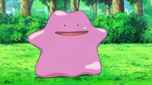 Métamorph Pokémon Go