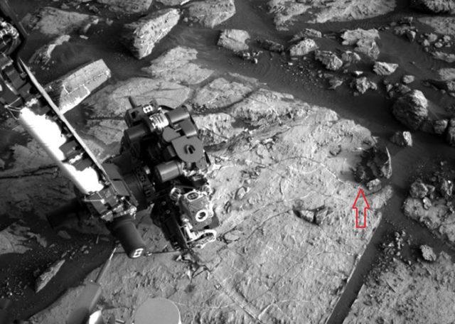 Météorite Mars : image 4