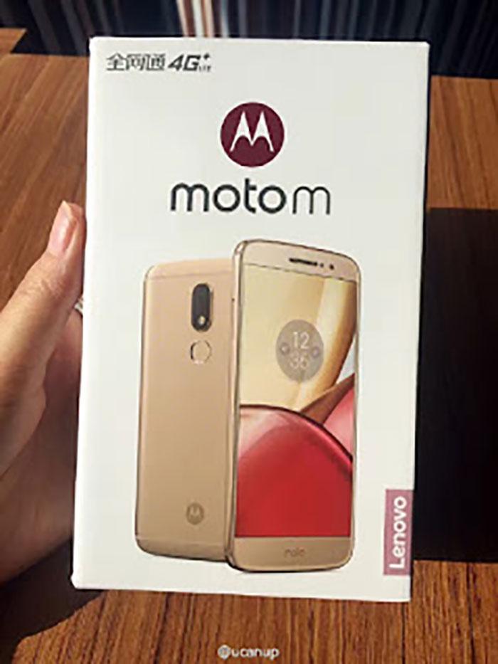 Fuites Moto M : image 1