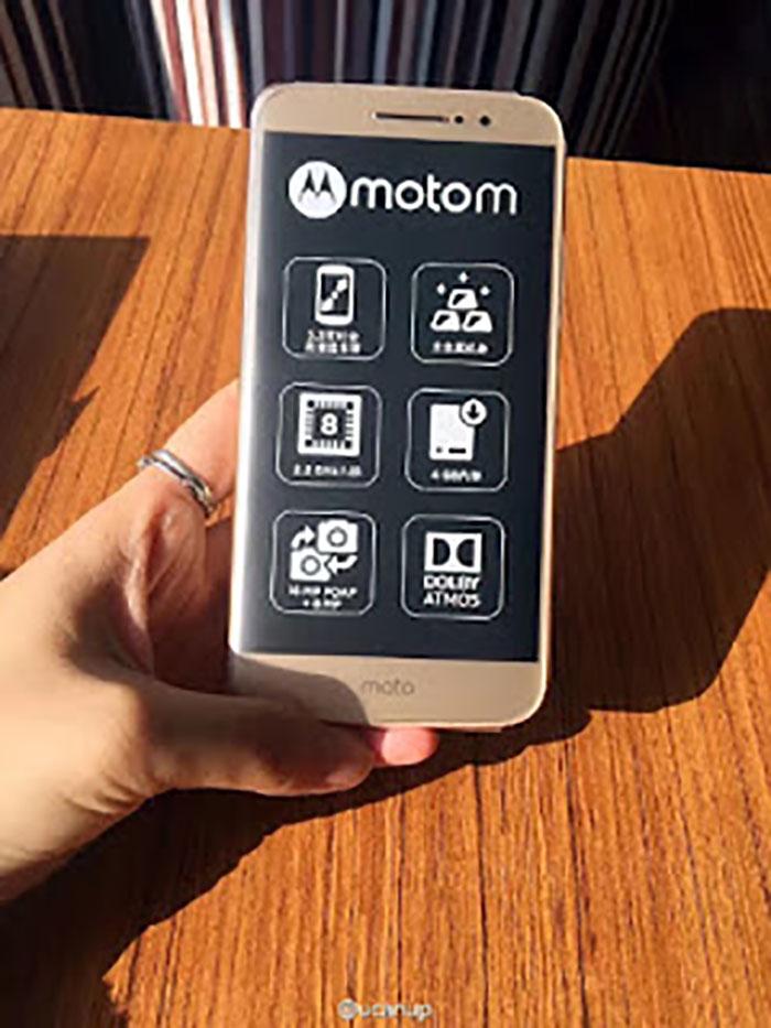 Fuites Moto M : image 4
