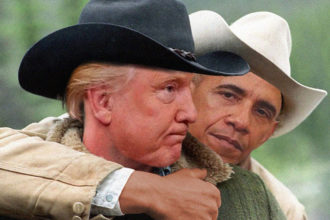 Photoshop Battle Obama / Trump