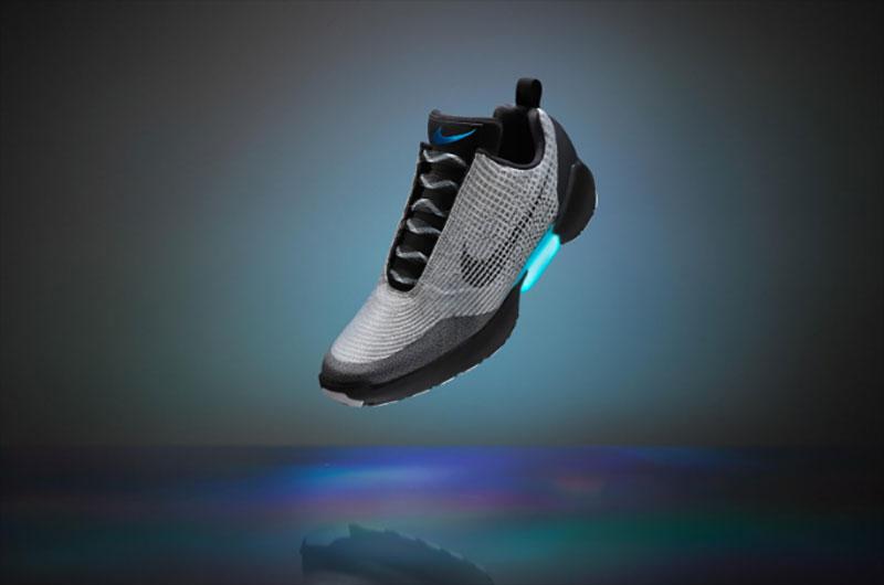 Nike : des baskets autolaçantes à 350 $ en 2019