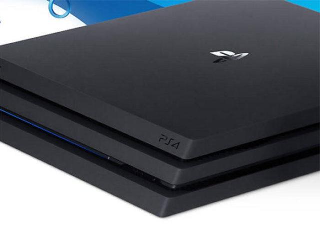 Line-up PS4 Pro