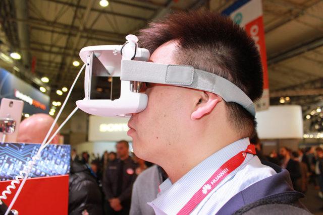 Réalité virtuelle nausée