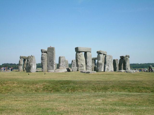 Mystère Stonehenge