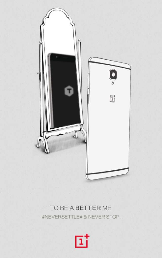 Teaser OnePlus 3T