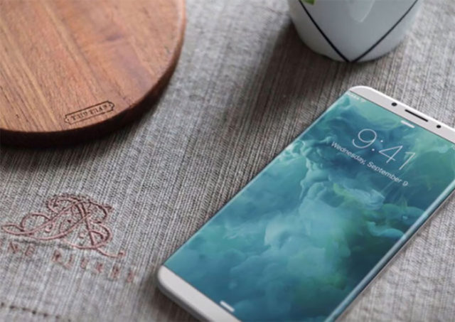Trois tailles iPhone 8