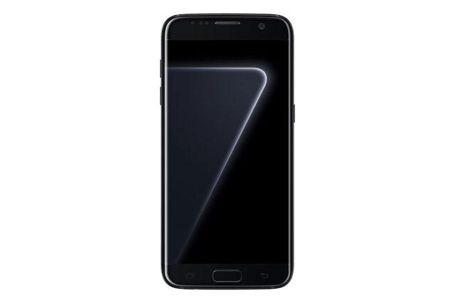 Samsung Galaxy S7 Edge Black Pearl : photo 1