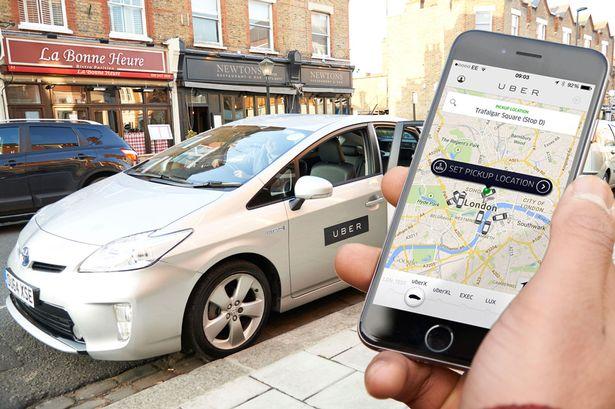 Uber géolocalise ses clients même lorsqu'ils n'utilisent pas l'application
