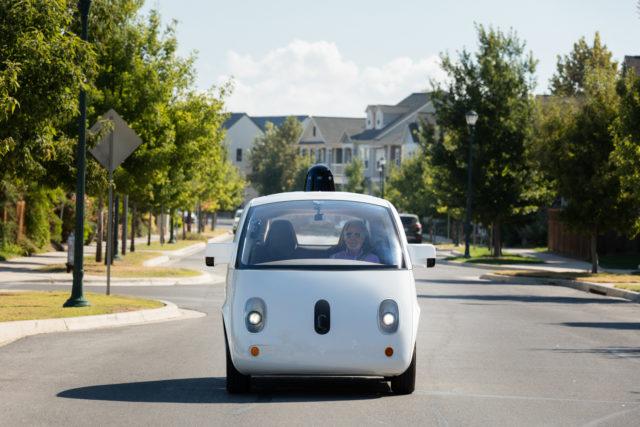 Vers un partenariat entre Google et Honda — Voiture autonome
