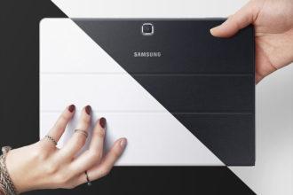 Tablette Samsung Win10