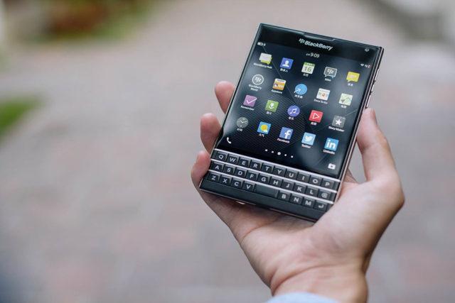 Fuites BlackBerry