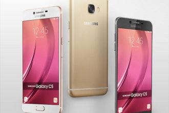 Galaxy C5 Pro TENAA