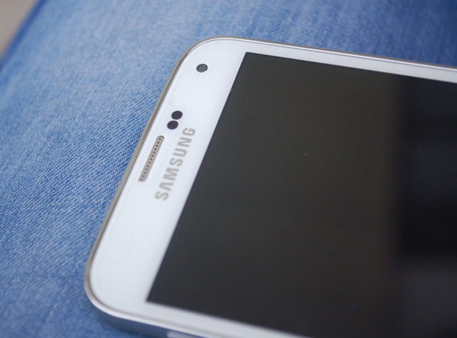 Présentation Galaxy S8